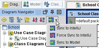 IntelliJ IDEA Integration - IDE Integration - UML Modeling ...
