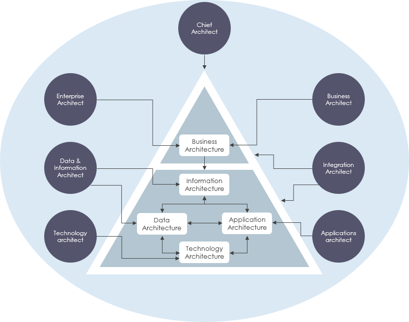 enterprise architects domain architects