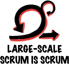Large-Scale Scrum principles - Large-Scale Scrum is Scrum