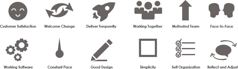 agile principles visual paradigm的圖片搜尋結果