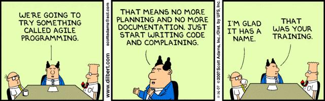 agile development misconceptions