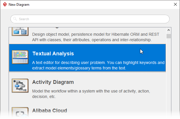 Create Textual Analysis