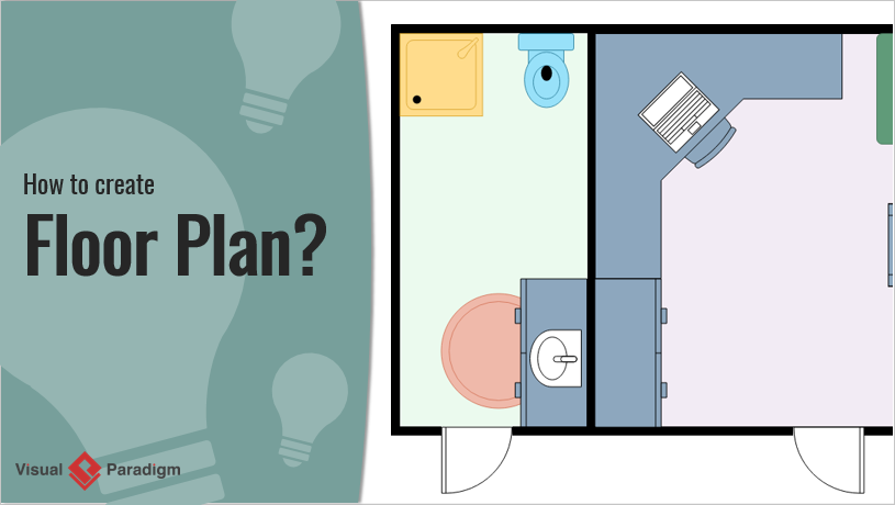 How to create floor plan