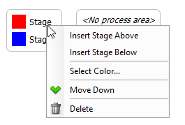 Add Stage Method 2